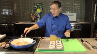 Baked Chicken & Yellow Rice Recipe : Chef's Favorites
