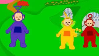Teletubbies Boom Boom Dance