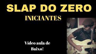 COMO FAZER SLAP NO BAIXO COM KAKA BASS (INICIANTES)