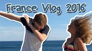 France Vlog 2016! Argeles-sur-mer Holiday!