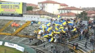 L'atmosfera prima di Pisa-Parma