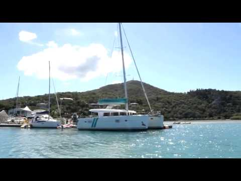 Whitsunday Rent A Yacht - Angelique - Beneteau Lagoon 400 - Sailing  Catamaran