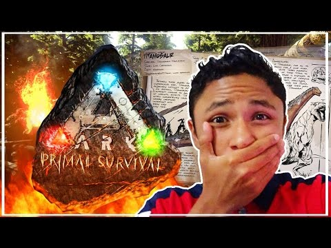 "ARK! - ""REACCION NUEVOS TRAILERS!"" (ARK Primal Survival, Redwood Biomes y Primitive Plus )"