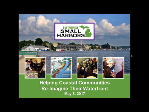 Sustainable Small Harbors: Helping Coastal Communities Reimagine Their Waterfront