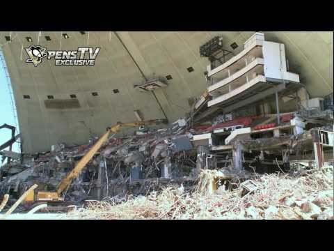 Civic Arena: Demolition