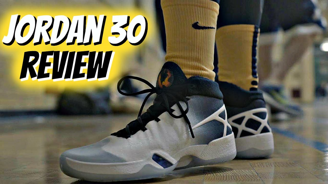 air jordan 30 review