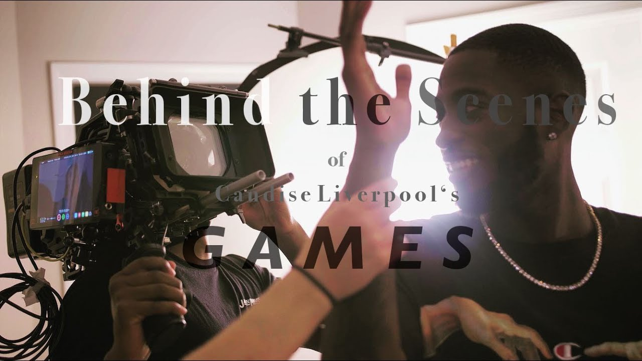 Behind the Scenes | Candise Liverpool - Games