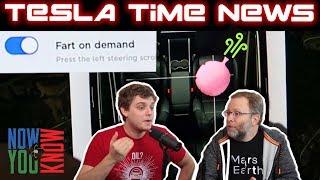 Tesla Time News - Tesla Passes Gas???