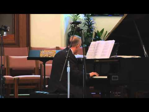 Jazz Hymns For The Intermediate Pianist