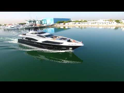 Majesty 122 M/Y Ghost II Product Video