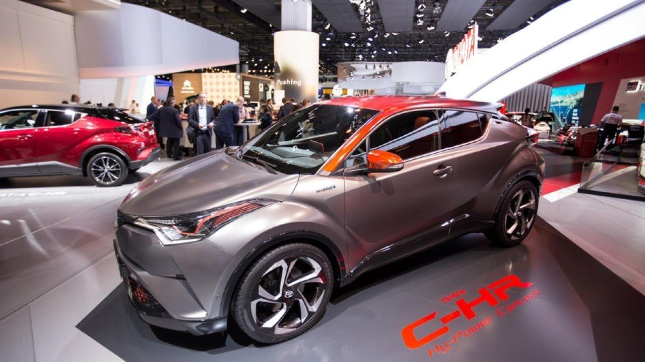 Future Cars 2020 >> future cars 2020 C-HR Hy-Power Concept juices up Toyota's ...