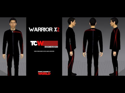 The WARRIOR X2 is shipping now