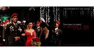 amazing traditional wedding of paulus novella axioo by garry valentino