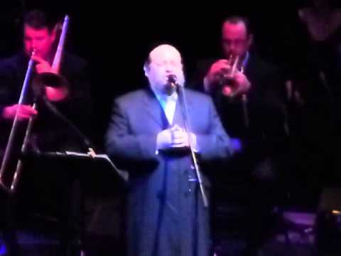 Helfgot and Perlman at the Barclay Center 22813 - Mizmor Lidovid