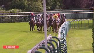Vidéo de la course PMU PRIX D. LESCALLE