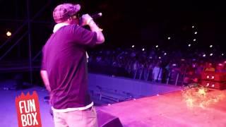 LIVE: Guf - Мысли вслух (Москва, 03.07.15) [All Rap News]