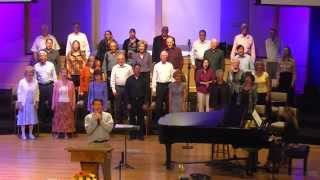 Singing Psalms, Hymns and Spiritual Songs to God