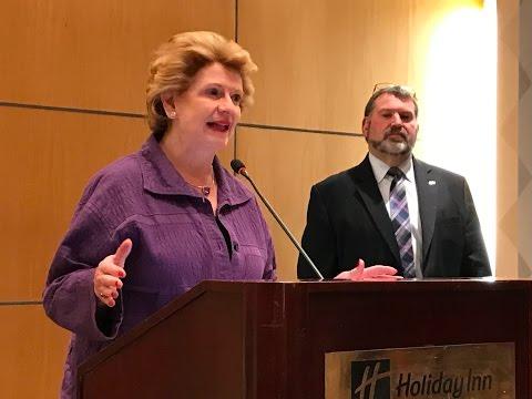 U.S.  Senator Debbie Stabenow on Farm Bill and Dairy Price Supports