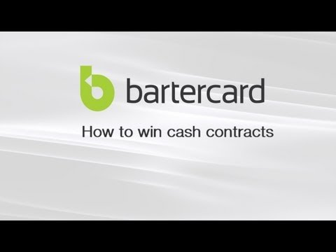 How To Win Cash Contracts