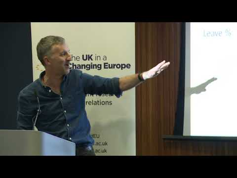 Brexit and public opinion 2019 conference: the politics of the Union