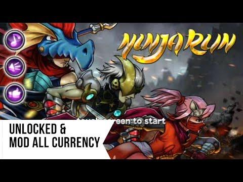 Ninja Run - Unlocked & All Currency Mod