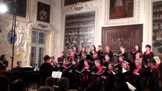 """Ensemble LaGioia: """"En Stjerne klar"""" (K. Nystedt) Kloster Zangberg 2012"""