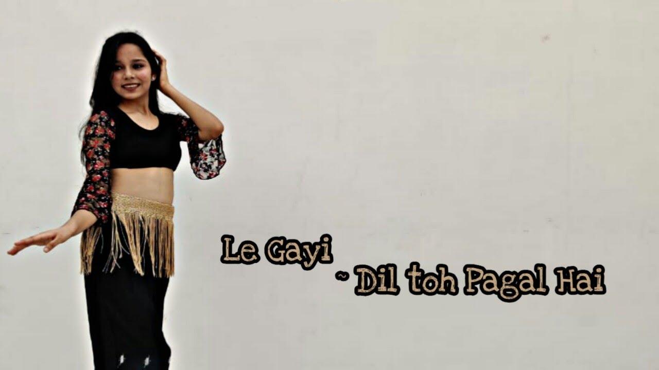 Le Gayi | Dil Toh Pagal Hai | Karishma Kapoor | Ft. Chhavi Jain
