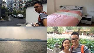 Gambar cover Hangzhou Vlog: Arriving to our Airbnb Apartment (Part 1)