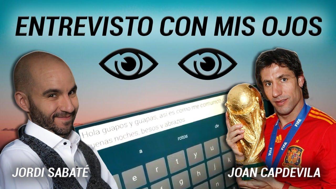 """""""Ser Campeón del Mundo fue algo único"""" - Entrevista a Joan Capdevila #44 - ELA/ALS"""