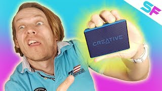 Creative Muvo 2c Review + Unboxing