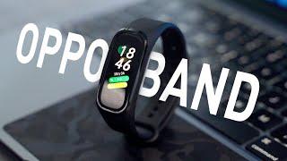 OPPO Band ¿MEJOR que la MI BAND 6 de Xiaomi?