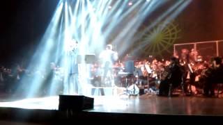 Carpintero - Andrés Cepeda sinfónico en Medellín
