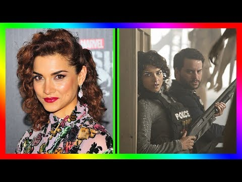 Find Out More Amber Rose Revah Cast on