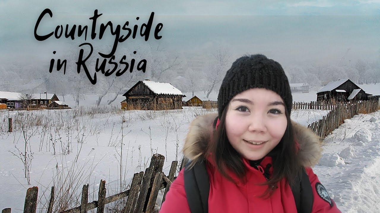 Download RUSSIAN COUNTRYSIDE   WHAT IT LOOKS LIKE IN REALITY   HOW DO RUSSIANS LIVE IN THE COUNTRYSIDE