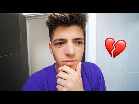 why me and my girlfriend broke up...