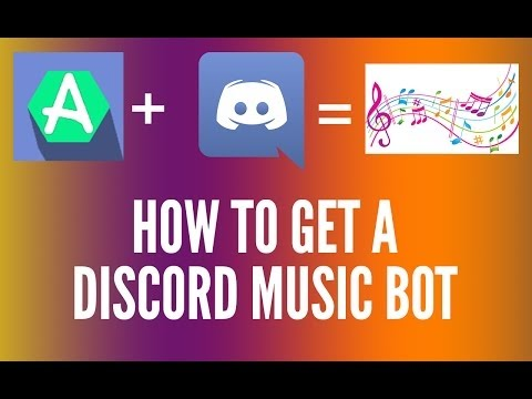 How To Get A Discord Music Bot