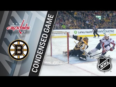 Boston Bruins vs Washington Capitals – Dec. 14, 2017 | Game Highlights | NHL 2017/18. Обзор матча