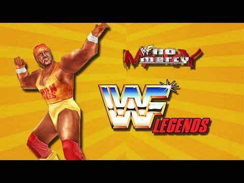 WWF No Mercy - WWF Legends 2.1 Mod (With Modded Music)