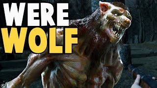 THE NEW FINDING BIGFOOT?! SUPERNATURAL SIMULATOR! - Witch Hunt Gameplay