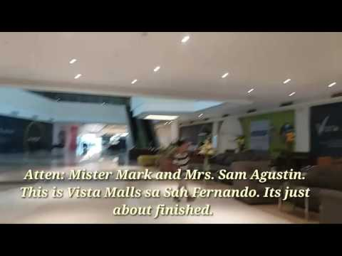 Vlog#157: New Vista Mall in San Fernando, Pampanga