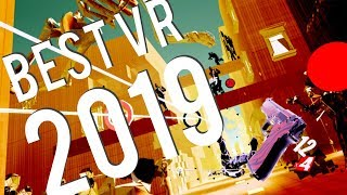 The Best VR of 2019 - STAR WARS, BONEWORKS, STORMLAND