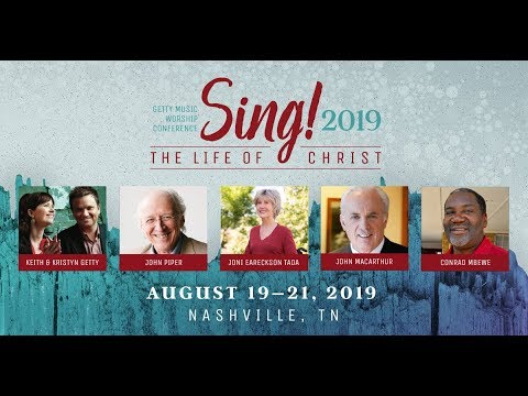 Sing! 2019 Conference short video promo