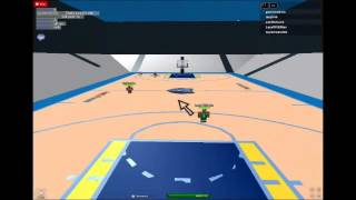 CBL Roblox Basketball