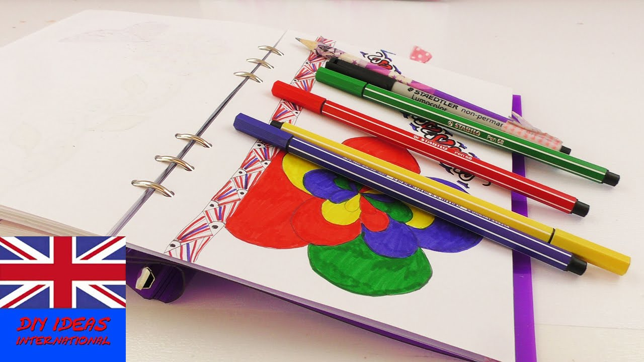 New Drawing Ideas 3 Drawings For Our Filofax Folder Beautiful