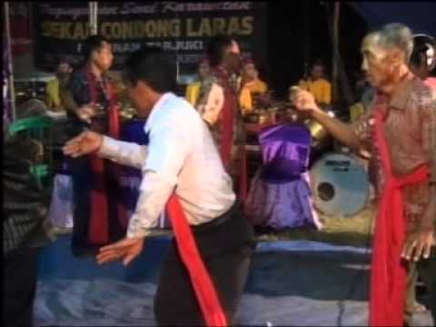 Tayub Sekar Condong Laras Roro Jonggrang Damar wulan