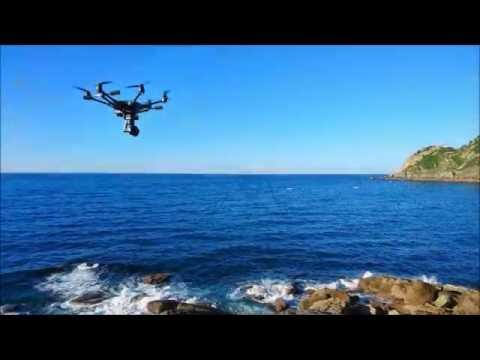 TARAN-TULA AIR  Lights Camera 'H'action  - Yuneec Typhoon H