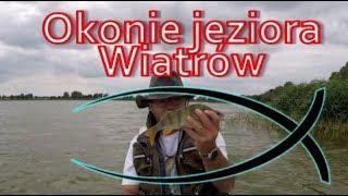 Na ryby z Markiem # 195 Okonie jeziora wiatrów. Wyspa pyrzycka