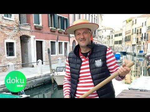 Ein Kapitän vom Biggesee auf dem Canale Grande | WDR Doku