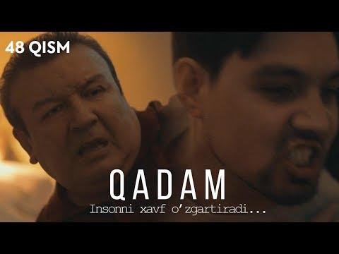 Qadam (o'zbek serial) | Кадам (узбек сериал) 48-qism