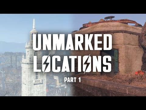 Unmarked & Minor Locations of Fallout 4 Part 1: Vitale Pumphouse & More